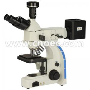 China UCIS Analyzer Metallurgical Optical Microscope Halogen Lamp A13.2701 on sale