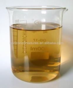 China Reductor del agua de Polycarboxylate del alto rendimiento para el hormigón que fluye del uno mismo on sale