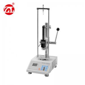 China Liquid Crystal Display Manually Spring Tensile Compression Tester on sale