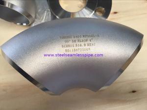 China Stainless Steel Butt Weld Fitting  Reduce Tee Cap Elbow 1/2 to 60 sch40/ sch80 sch160 XXS B16.9 on sale