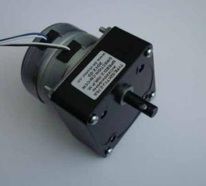 China KTYJ AC geared motors -- 62KTYJ  AC synchronous geared motors on sale