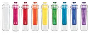 China Fresh Infuser Water Bottle/tritan water bottle on sale