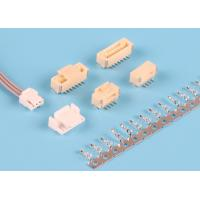 China GH 1.25 Vertical SMD Plug In LCP Terminal Block Connector on sale