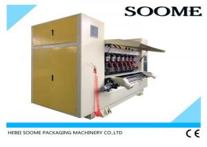 China Computer Type Thin Blade Slitter Scorer Machine For Corrugated Production Line 0 Scorer on sale