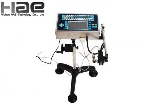 China CE Approved Inkjet Printer Coding Machine With Different Colors of Ink on sale
