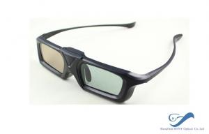China Fresh Rate 120HZ DLP Link 3D Glasses with Active Shutter Powered on sale