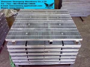 China Galvanized steel bar grating on sale