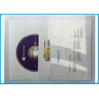 Windows 10 professional 64 bit DVD + OEM Coa Key License Mutilanugage Language FQC -08983