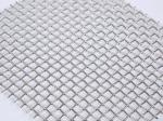 304 316 Stainless Steel  Woven Wire Mesh Panels High Temperature Resistant