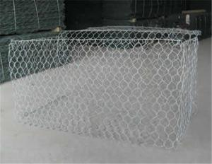 China Galvanized Wire Gabion Baskets For Chook / Chicken 2.0-4.0mm Wire Dia on sale