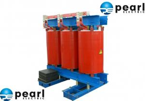 China Low Temperature Rise ,  Energizing Dry Type Transformer , For 33KV Excitation Power System on sale