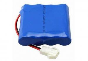 China 18650 Li Ion Rechargeable Battery Pack 2600mAh For Solar Power , 4S1P 14.8V on sale
