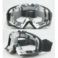 100% UV Protection TPU Frame MX Goggles With PC Anti-fog Lens Motorcycle Goggles Glasses