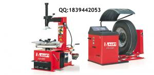 China Tire changer and wheel balancer on sale