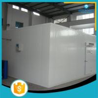 20 years experience Glass door Showcase deep freezer cold room trailer
