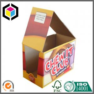 China Litho Print CMYK Full Color Artware Paper Packaging Corrugated Carton Box on sale