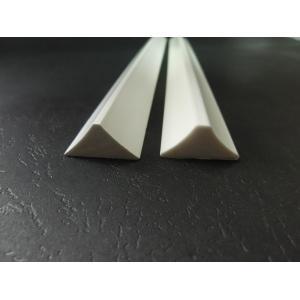 China L'extrusion en plastique adaptée aux besoins du client profile la largeur ignifuge de PVC 17mm de mousse on sale