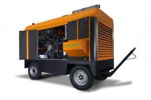 China 460-671cfm Diesel Portable Air Compressor on sale