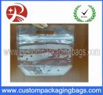 Laminated Clear Plastic Fruit Packaging Bags biodegradable recycle