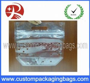 China Laminated Clear Plastic Fruit Packaging Bags biodegradable recycle on sale
