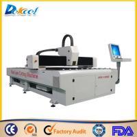 Intelligent Fiber Metal Sample Cutting Solution Machine Ipg/Raycus Laser 500W/1000W