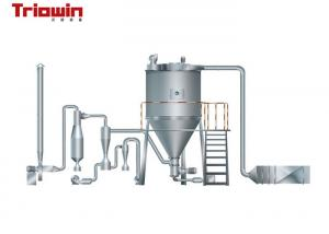 China High Speed  Spray Drying Machine , Pharmaceutical And Food Industry Machines on sale