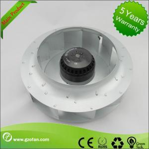 China Advanced Roof Ventilation AC Centrifugal Fan Blower Backward Curved on sale