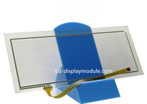 China 7 Inch 4 wires Resistance Touch Panel G + F Structure For POS Cash Register on sale