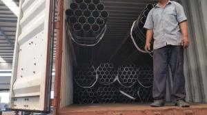 China Low Carbon Steel Seamless Steel Pipe P265TR1 P235TR2 P265TR1 P265TR2 P355N on sale