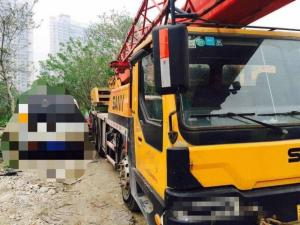 China 2009 year hyraulic control SANY truck crane 25ton (QY25K-I) on sale