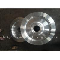 Customized Hardness 34CrNiMo6 Forged Gear Blank Ring Quenching and Tempering For Wind power Gear Box