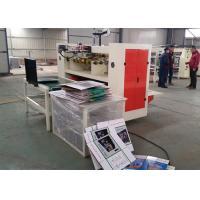 Semi Auto Stitching Machine / Carton Box Machine 500 Nails / Min Working Speed