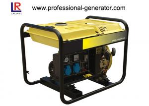 China 4 - Stroke 2.2 Kw Air cooled Diesel Fuel Generator Recoil Start on sale