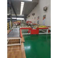 China Automatic Gypsum Ceiling Tile Production Line 15m/Min Laminating Speed on sale
