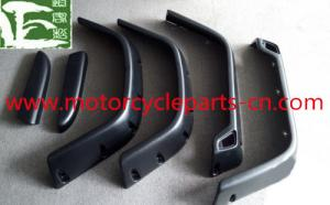 China Jeep TJ Wrangler Fender Flare Automobile Spare Parts Wheel Arch Jeep Mudguard 1997-2006 on sale