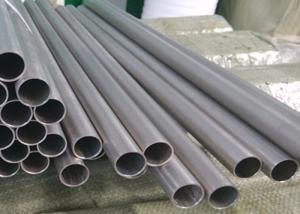 China Thick Wall Seamless Titanium Alloy Tube Big Outer Diameter For Oil Well Stimulation on sale