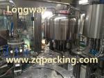 24 heads monoblock 3 in 1 water filling equipment