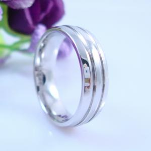 China Fashion accessories costume &  fashion jewelry ring stainless steel carved ring on sale