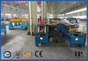 China Automobile Window Shutter Profile Making Machine High Frequency With PLC System on sale