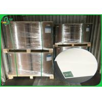 400mm 500mm Super Glossy Art Paper For Printing , 115gsm - 250gsm Coated Paper