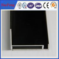 China Aluminum extrusion frame for solar panel on sale