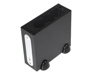 China SGCC Mini ITX Computer Case With 12V 5A Power Adapter , No Video Card CD-ROM on sale