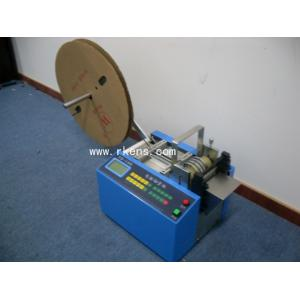 China Coupe-tubes automatique de rétrécissement de la chaleur, découpeuse de douille de rétrécissement on sale