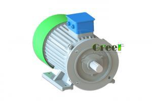 China 10KW 100KW 1000KW Brushless Motor Alternator Steel Generator Shell on sale
