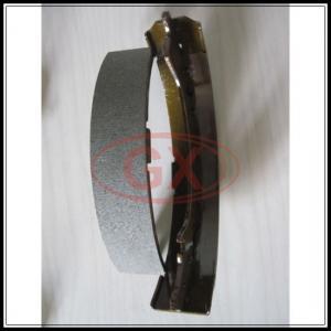 China Zapata de freno del tambor de freno de la zapata del automóvil K2233 ningún amianto semimetal on sale