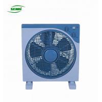 OEM Solar Panel Solar Box Fan For School Dormitory / Temporary Jobs