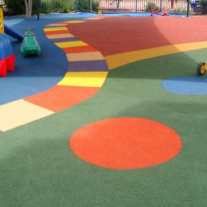 China EPDM Granules 100% Rubber Playground Mats on sale