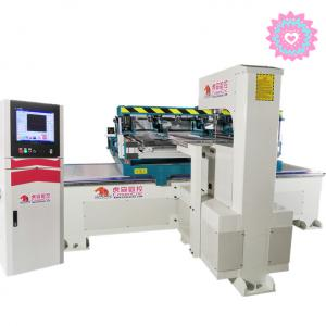 China Good performance CNC wood cutting band saw machine from CNC equipment manufacturer of China on sale
