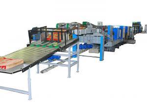 China Sac de papier automatique de système servo de Digital faisant machine le ciment mettre en sac produire la machine on sale