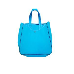China Cute Design Portable Neoprene Travel Picnic Food Bag Insulated Lunch Bag Handbag on sale